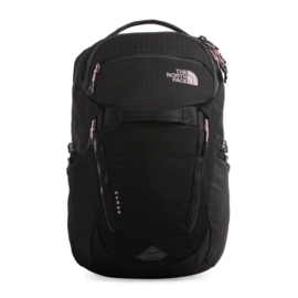 THE NORTH FACE W SURGE BACKPACK  BLACK LIGHT  HEATHER/ASHEN PURPLE