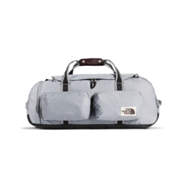 THE NORTH FACE Berkeley Duffle L MID GREY