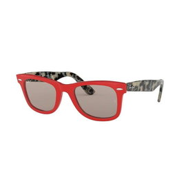 Ray Ban WAYFARER RED POLAR 2140 1243P250