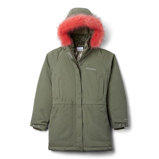 COLUMBIA YTH Boundary Bay parka