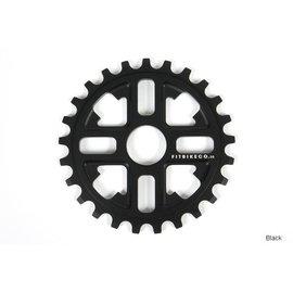 1664 Fit Key Sprocket - 25T - Black