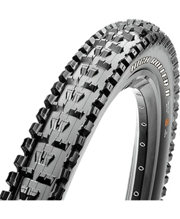 Maxxis, High Roller II, 27.5x2.40, Foldable, 3C, EXO, 60TPI, 65PSI, 890g, Black