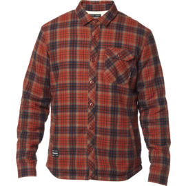 FOX CANADA MAMMA TRIED SHERPA FLANNEL
