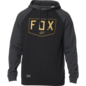 FOX CANADA SHIELD RAGLAN PO FLEECE LRG