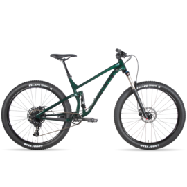 NORCO FLUID FS 3 GREEN/BLACK M