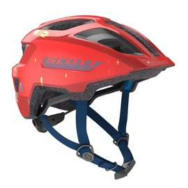 Scott SCO Helmet Spunto Kid (CE) fiery red 1size