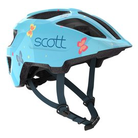 Scott SCO Helmet Spunto Kid (CE) light blue 1size