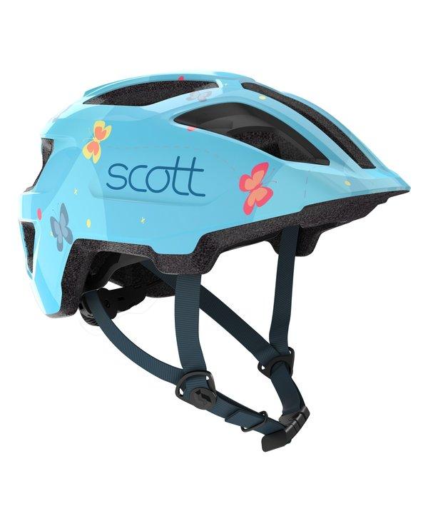 SCO Helmet Spunto Kid (CE) light blue 1size
