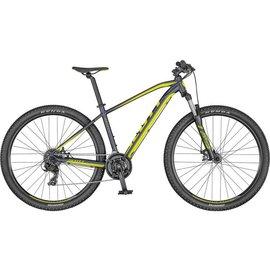 Scott 2020 Aspect 970 dark Grey/Yellow M