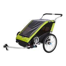 THULE Chariot Cheetah XT 2 + Cycle/Stroll
