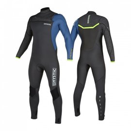 Mystic Kitebaording MAJESTIC FULLSUIT 5/3MM Fzip Medium-Short