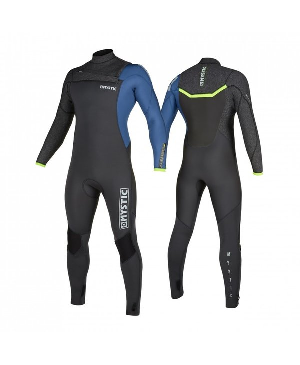 MAJESTIC FULLSUIT 5/3MM Fzip Medium