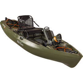 OLD TOWN Topwater 106 Pedal Olive