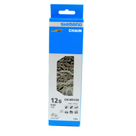 SHIMANO Shimano, XTR CN-M9100, Chain, Speed: 12, Links: 126, Silver