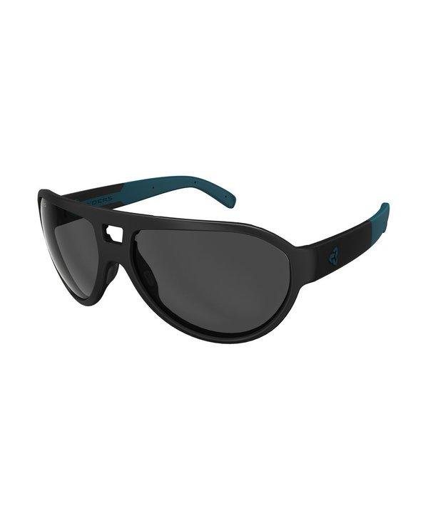HILINE POLAR MATTE BLACK - BLUE / GREY LENS