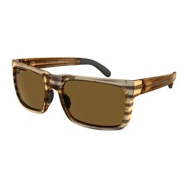 Ryders PEMBY POLAR STRIPE DEMI / BROWN LENS
