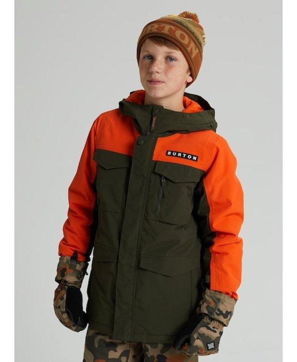 Boy's Covert Jacket