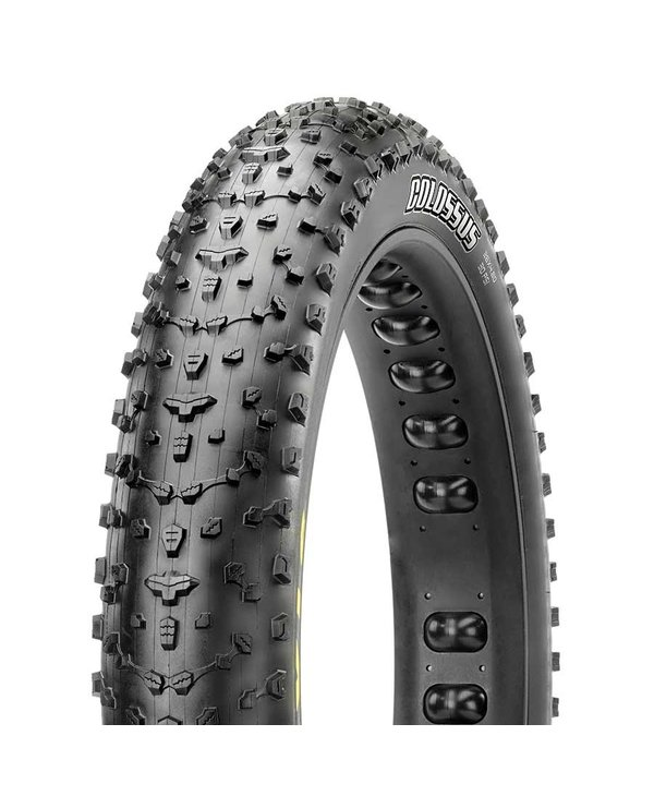 Maxxis, Colossus, Tire, 27.5''x4.50, F'lding, Tubeless Ready, Dual, EX', 120TPI, Black