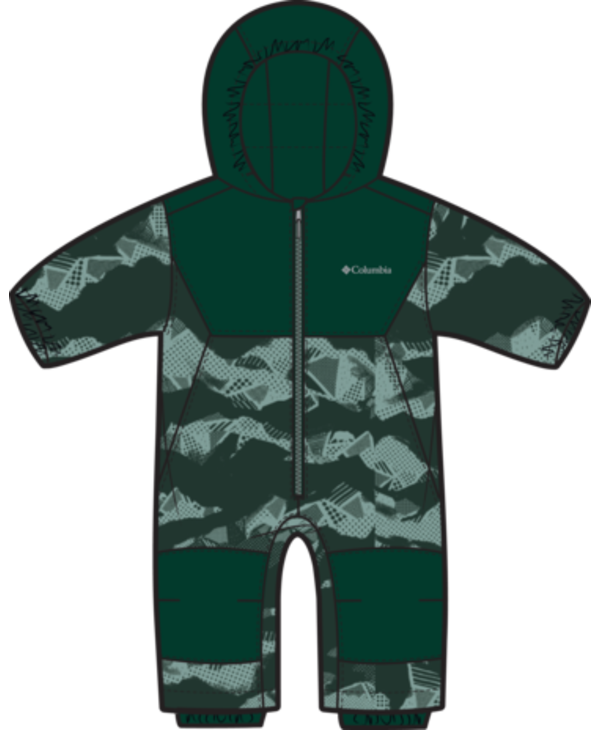 Alpine Freefall Suit 370 18/24 month