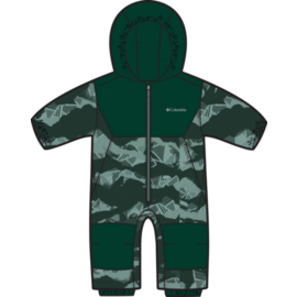 COLUMBIA Alpine Freefall Suit 370 12/18 month