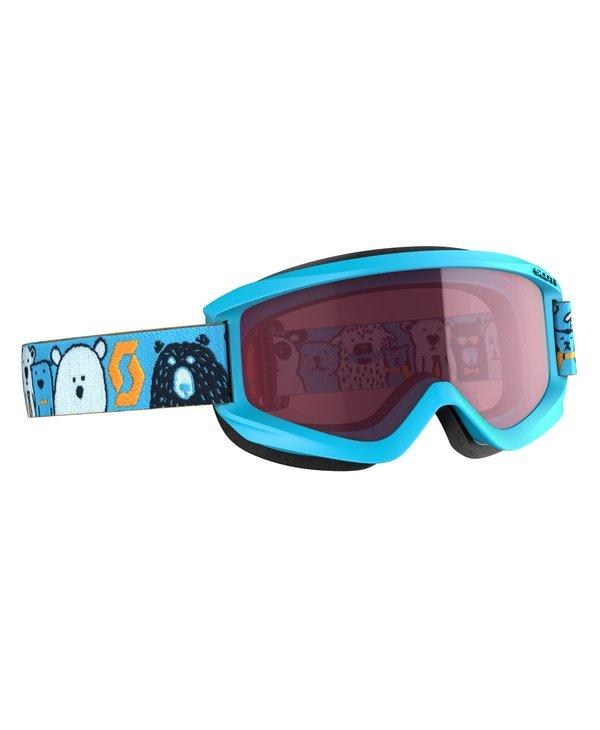 SCO Goggle Jr Agent blue enhancer