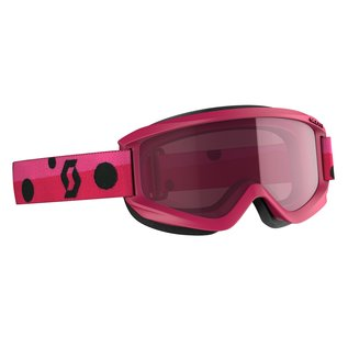 Scott SCO Goggle Jr Agent pink enhancer