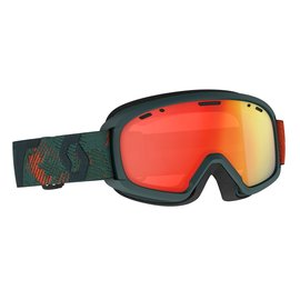 Scott SCO Goggle Jr Witty chrome so gr/pu or enh red chr