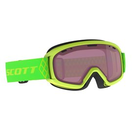 Scott SCO Goggle Jr Witty high viz grn enhancer