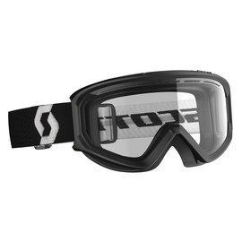 Scott SCO Goggle Fact black clear