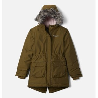 COLUMBIA Yth Nordic Strider Jacket