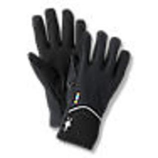 SMARTWOOL Merino Sport Fleece Wind Training Glove BLACK S