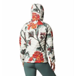 COLUMBIA Powder Lite Hooded Jacket Chalk L