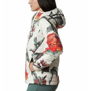 COLUMBIA Powder Lite Hooded Jacket Chalk M