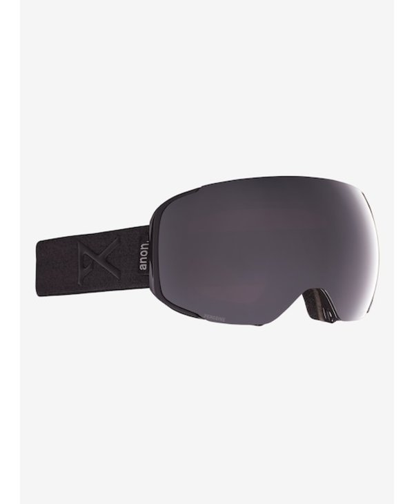 M2 MFI Black/Percieve Sunny Red Magnetic