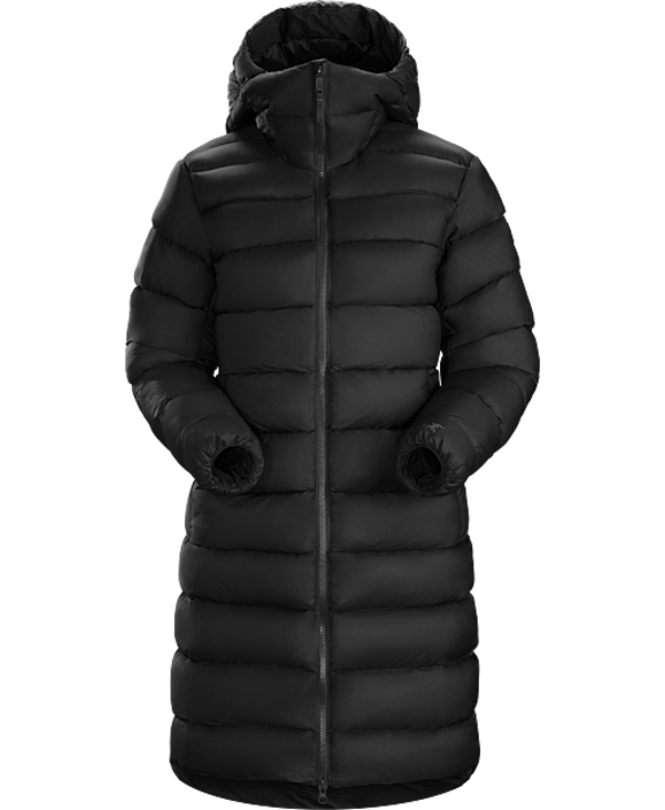 Seyla Coat black L