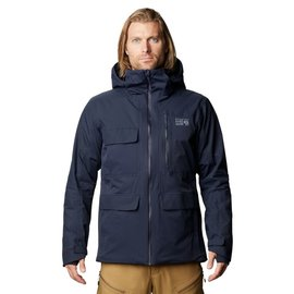 MOUNTAIN HARDWR Firefall II Inslulated Jkt Dark Zinc M