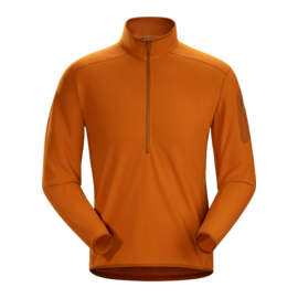 Arcteryx Delta LT Zip Neck Men's