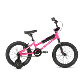HARO Shredder 16 Girls Matt Magenta