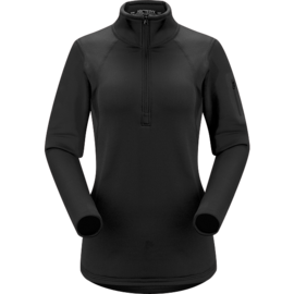 Arcteryx Rho AR Zip Wmn's Black XL