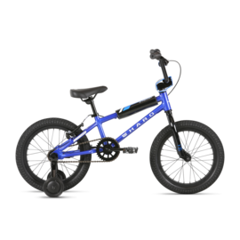 HARO SHREDDER-16 METALLIC BLUE
