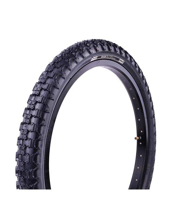 EVO, Splash, Tire, 20''x2.125, Wire, Clincher, Black