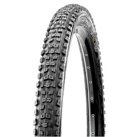 Maxxis Maxxis, Aggressor, Tire, 27.5''x2.50, Folding, Tubeless Ready, Dual Compound, EXO, Wide Trail, 60TPI, Black