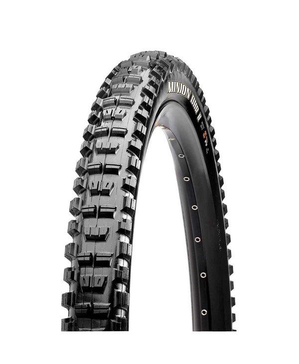 Maxxis, Minion DHR2, Tire, 29''x2.30, Folding, Tubeless Ready, 3C Maxx Terra, EXO, 60TPI, Black