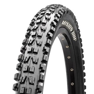 Maxxis Maxxis, Minion DHF, Tire, 27.5''x2.50, Folding, Tubeless Ready, 3C Maxx Grip, EXO, Wide Trail, 60TPI, Black