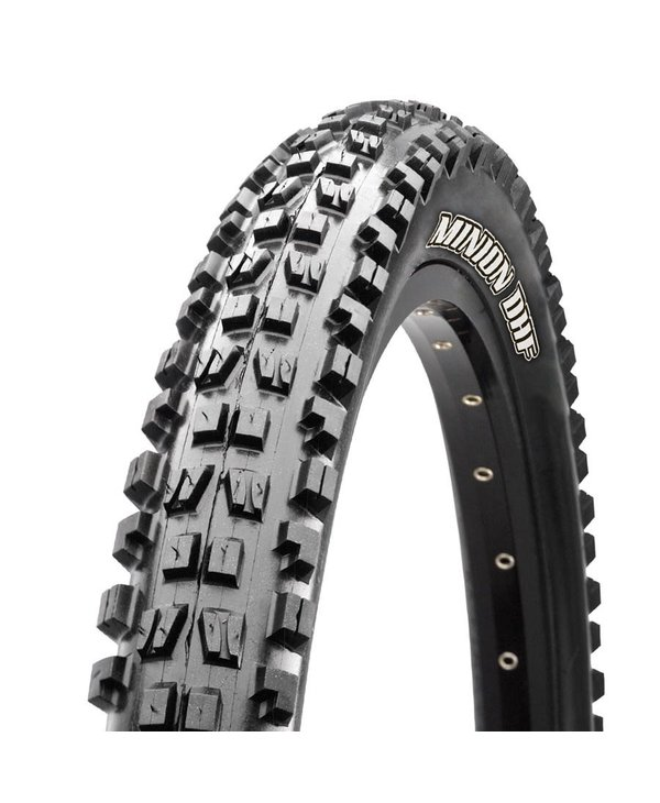 Maxxis, Minion DHF, Tire, 27.5''x2.50, Folding, Tubeless Ready, 3C Maxx Grip, EXO, Wide Trail, 60TPI, Black