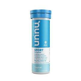 Nuun, Sport, Drink Mix, Tropical Fruit, 10 servings