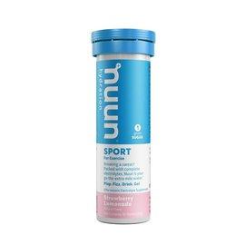 Nuun, Sport, Drink Mix, Strawberry Lemonade, , 10 servings