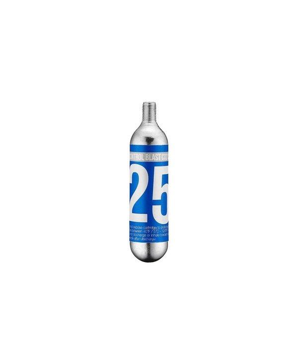 Control Blast CO2 25gram 2-Pack cartridges