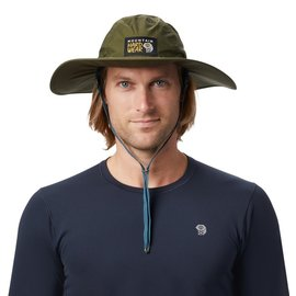 MOUNTAIN HARDWR MHW Exposure 2 Goretex Rain Hat Dark Army