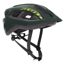 Scott SCO Helmet Supra (CE) smoked green 1size